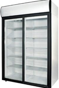 Холодильный шкаф Standard DM110Sd-S
