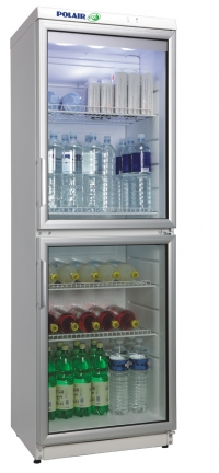 POLAIR. Холодильный шкаф DM-135.2-Eco