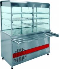 Прилавки для холодных закусок ПВВ(Н)-70КМ-С-01-ОК