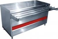 Прилавки-витрины тепловые ПВТ-70КМ-02