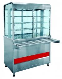 Прилавки-витрины тепловые ПВТ-70КМ