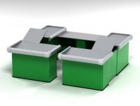 RU-TO. Кассовые боксы без транспортёрной ленты «Сигма»