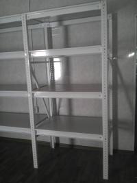 Стеллаж складской (100x200x60)см