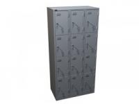 Сумочница - Шкаф для сумок металлический1