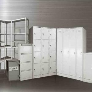 Металлическая мебель для магазинов и офисов